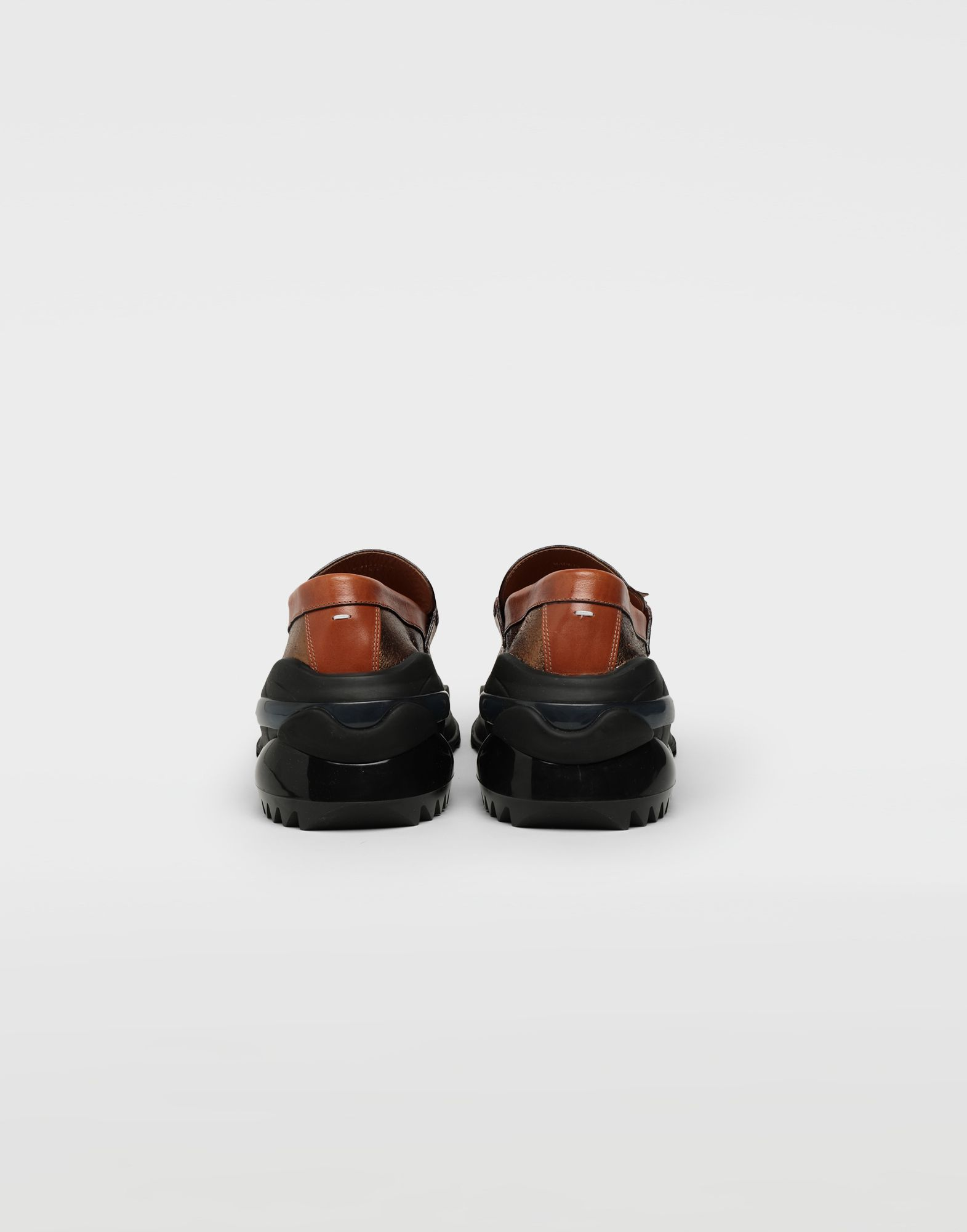 MAISON MARGIELA Gespleißte Sneakers mit Tasselloafer Mokassins Herren d