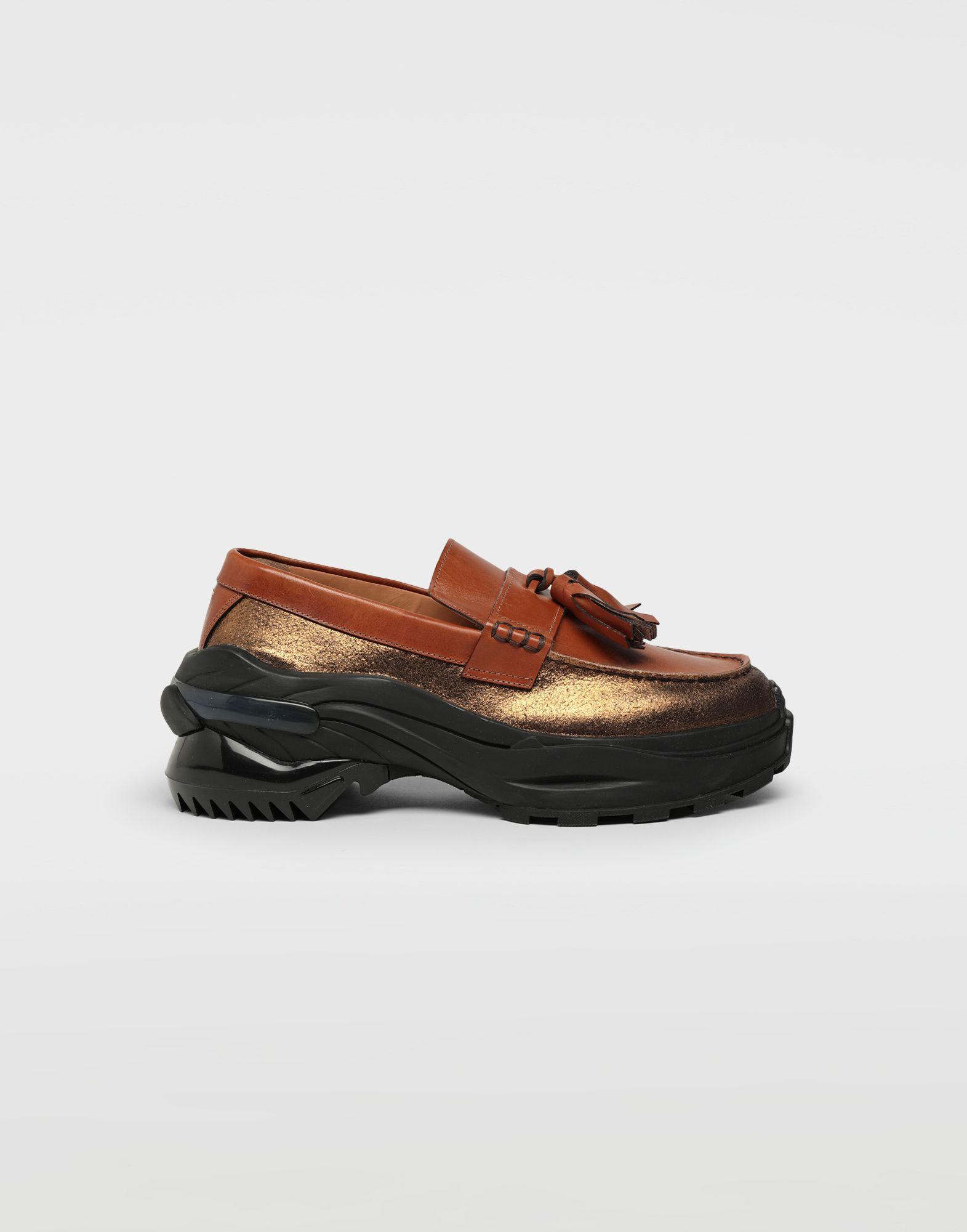 MAISON MARGIELA Gespleißte Sneakers mit Tasselloafer Mokassins Herren f
