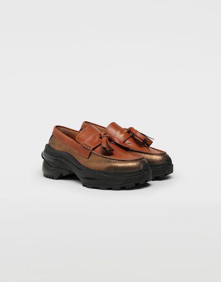 MAISON MARGIELA Gespleißte Sneakers mit Tasselloafer Mokassins Herren r