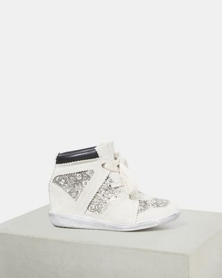 ISABEL MARANT SNEAKERS Woman BETTY sneakers d