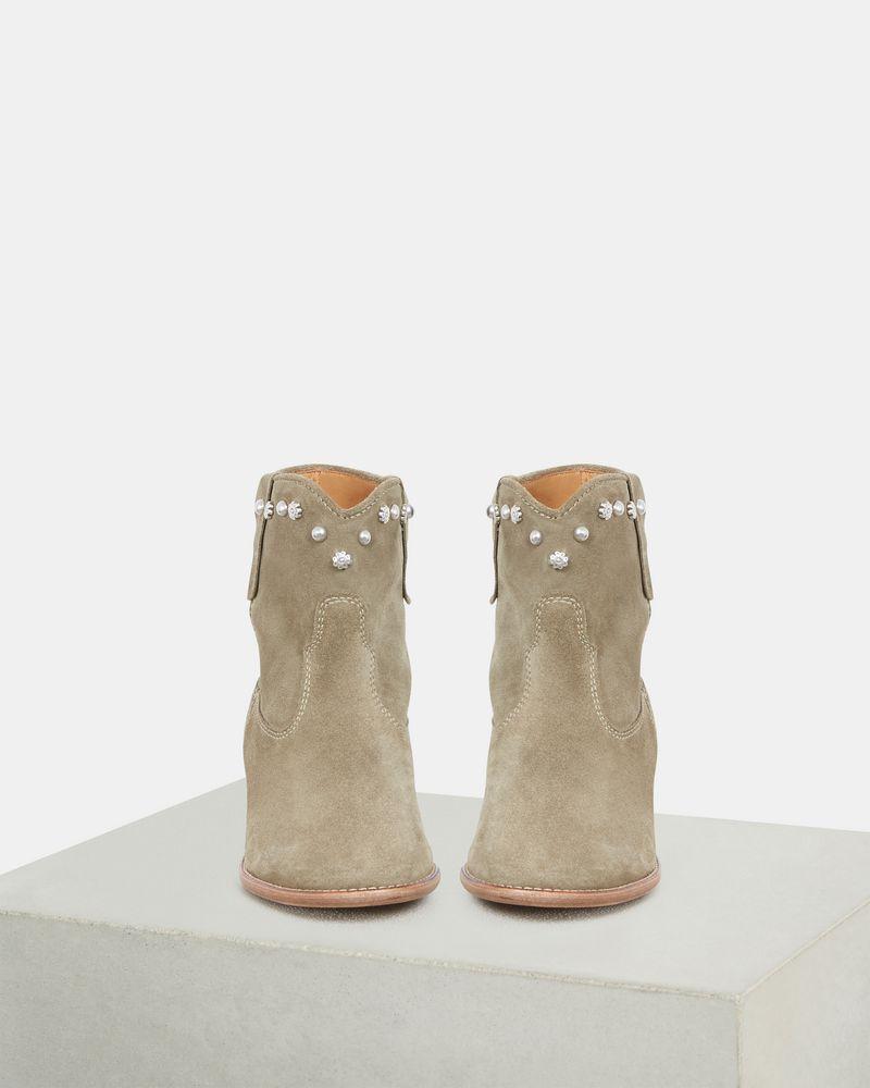 CRISI boots ISABEL MARANT
