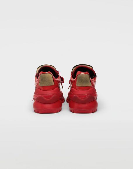 MAISON MARGIELA Beschichtete Lowtop-Sneakers Retro Fit Sneakers Herren d