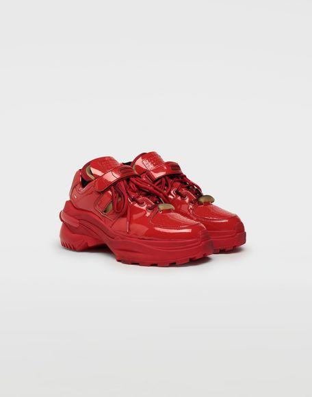 MAISON MARGIELA Beschichtete Lowtop-Sneakers Retro Fit Sneakers Herren r