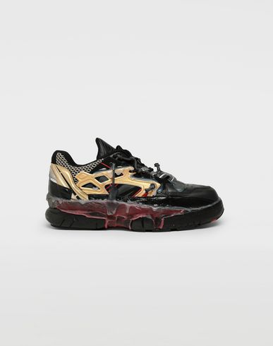 MAISON MARGIELA Sneakers [*** pickupInStoreShippingNotGuaranteed_info ***] Fusion low top sneakers f