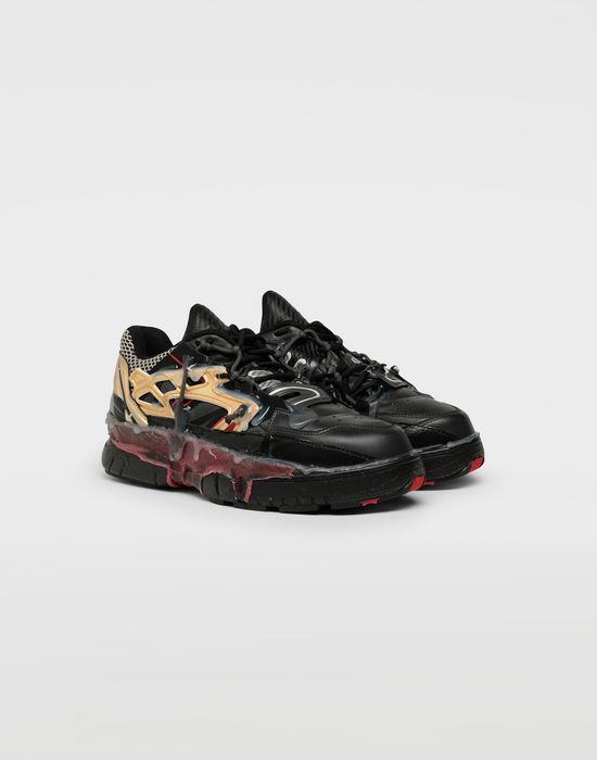 MAISON MARGIELA Fusion low top sneakers Sneakers [*** pickupInStoreShippingNotGuaranteed_info ***] r