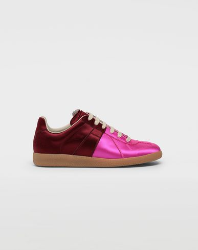 Satin Replica sneakers