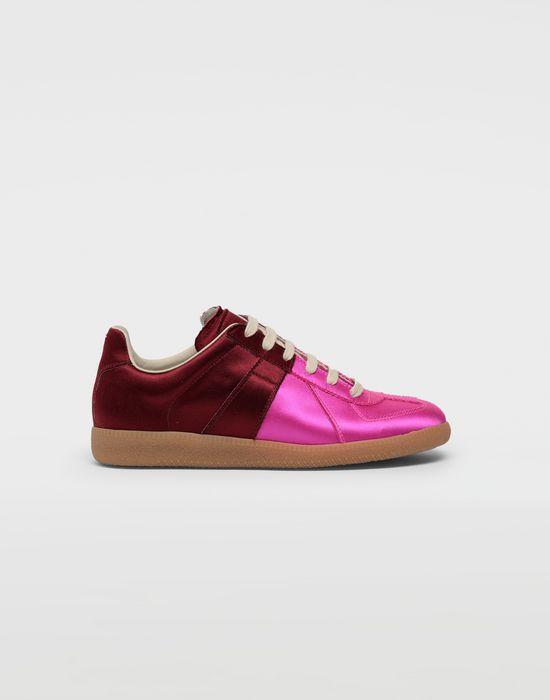 MAISON MARGIELA Satin Replica sneakers Sneakers [*** pickupInStoreShipping_info ***] f