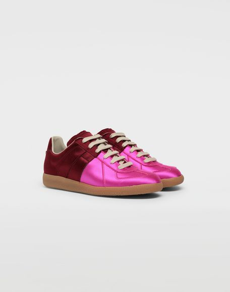 MAISON MARGIELA Satin Replica sneakers Sneakers Woman r