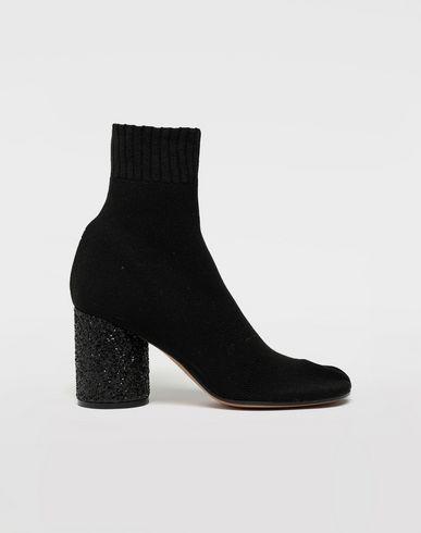 MAISON MARGIELA Tabi boots [*** pickupInStoreShipping_info ***] Tabi knit sock boots f