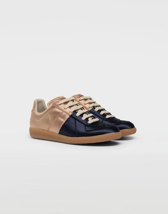 MAISON MARGIELA Satin Replica sneakers Sneakers [*** pickupInStoreShipping_info ***] r