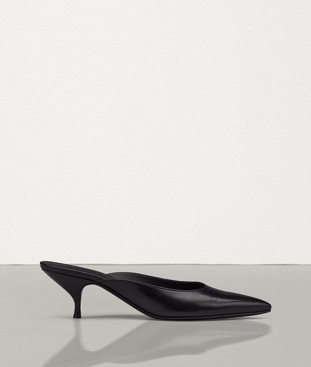 BOTTEGA VENETA MULE IN SMOOTH KID LEATHER Pump Woman fp