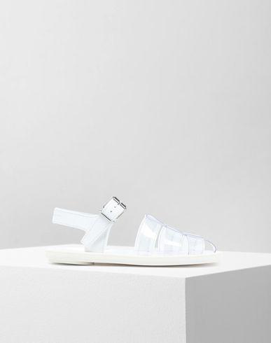 MM6 MAISON MARGIELA Sandals [*** pickupInStoreShipping_info ***] PVC pool slides f