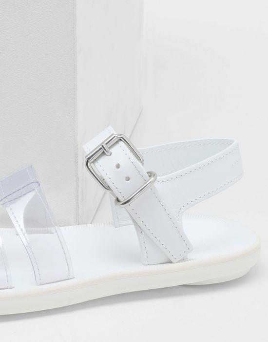 MM6 MAISON MARGIELA PVC pool slides Sandals [*** pickupInStoreShipping_info ***] a