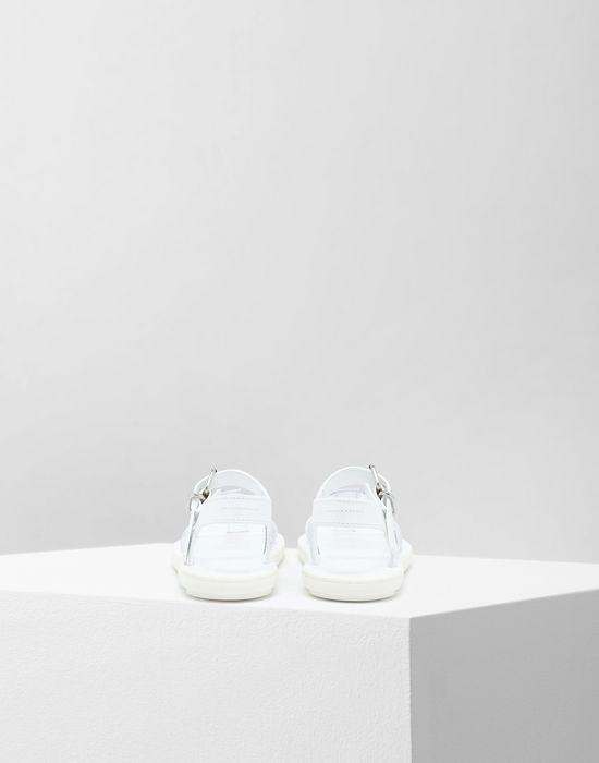 MM6 MAISON MARGIELA PVC pool slides Sandals [*** pickupInStoreShipping_info ***] d