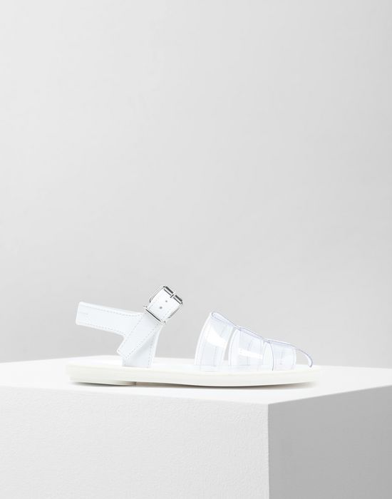 MM6 MAISON MARGIELA PVC pool slides Sandals [*** pickupInStoreShipping_info ***] f