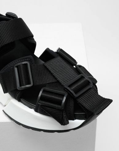 SHOES Safety Strap platform runners