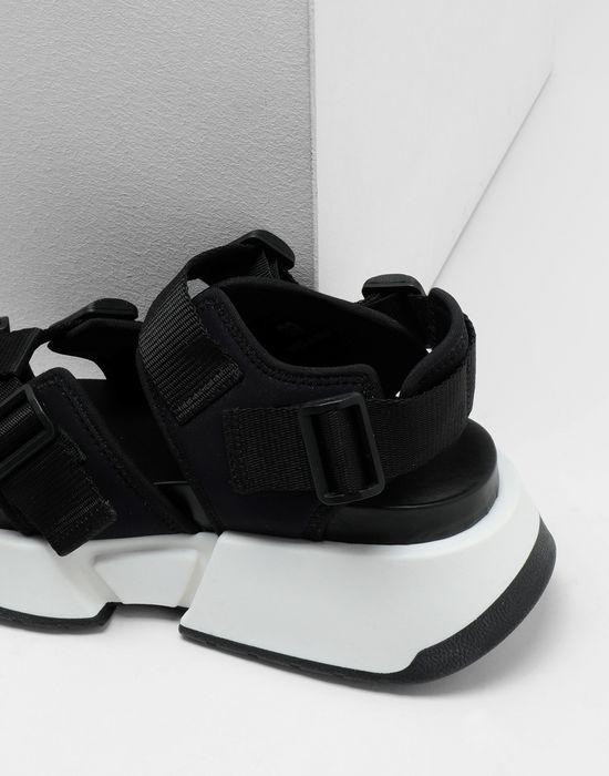 MM6 MAISON MARGIELA Safety Strap platform runners Sandals [*** pickupInStoreShipping_info ***] a