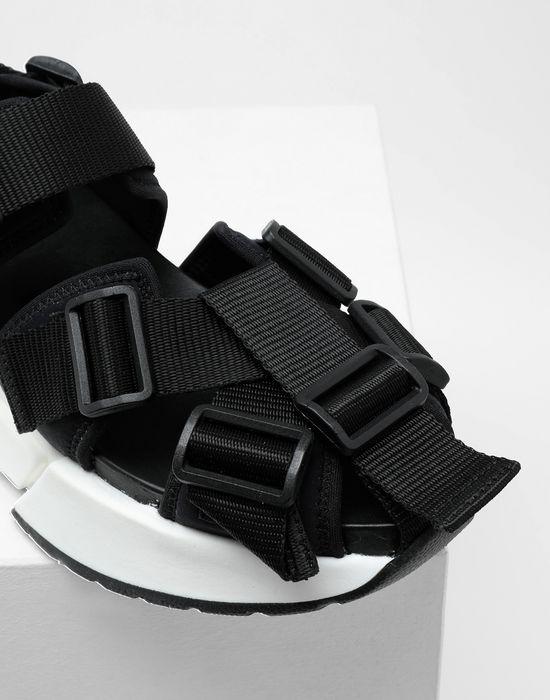 MM6 MAISON MARGIELA Safety Strap platform runners Sandals [*** pickupInStoreShipping_info ***] e