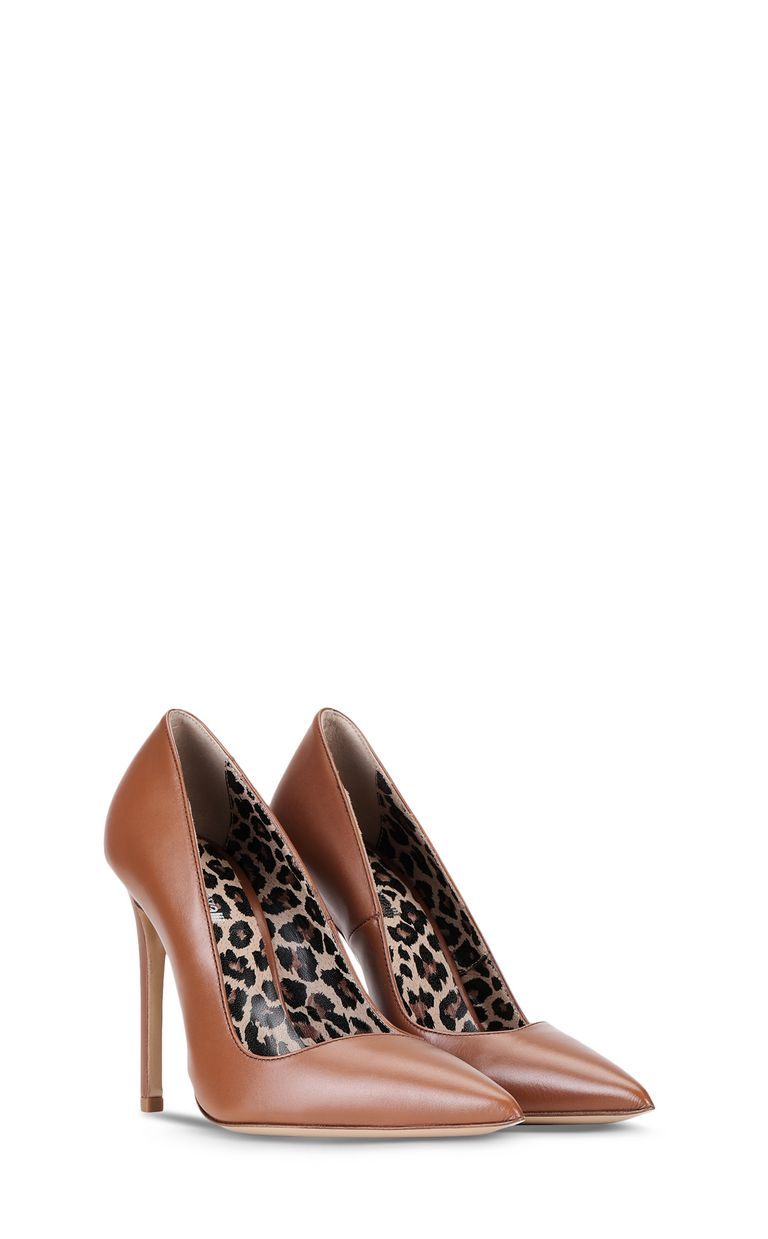 JUST CAVALLI Pointed-toe court shoe Pump Woman r