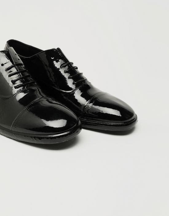 5009eb1a7b6 MAISON MARGIELA Plastic Casting Treatment lace-up shoes Laced shoes       pickupInStoreShippingNotGuaranteed info