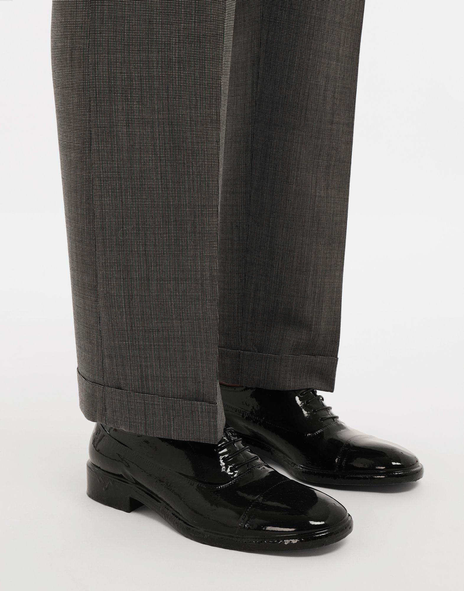 MAISON MARGIELA Plastic Casting Treatment lace-up shoes Laced shoes Man b
