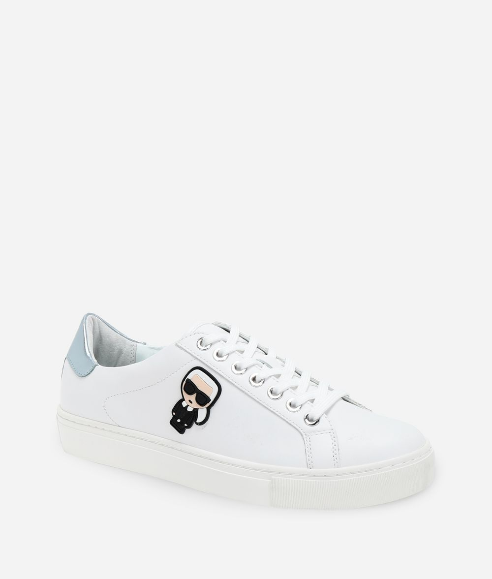 KARL LAGERFELD K/Ikonik Kupsole Sneaker Sneakers Woman f