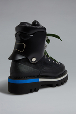 DSQUARED2 Mountain Ski Massive Ankle Boot With Buckles Boot Man