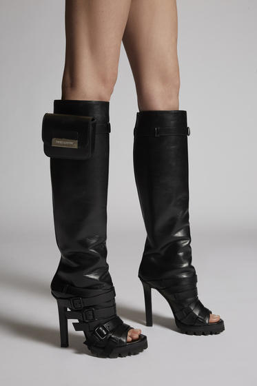 DSQUARED2 Mountain Ski Cross N'Roll Boots 靴子 女士