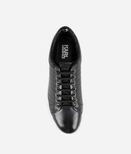 KARL LAGERFELD Kupsole Stripe Logo Sneaker 9_f