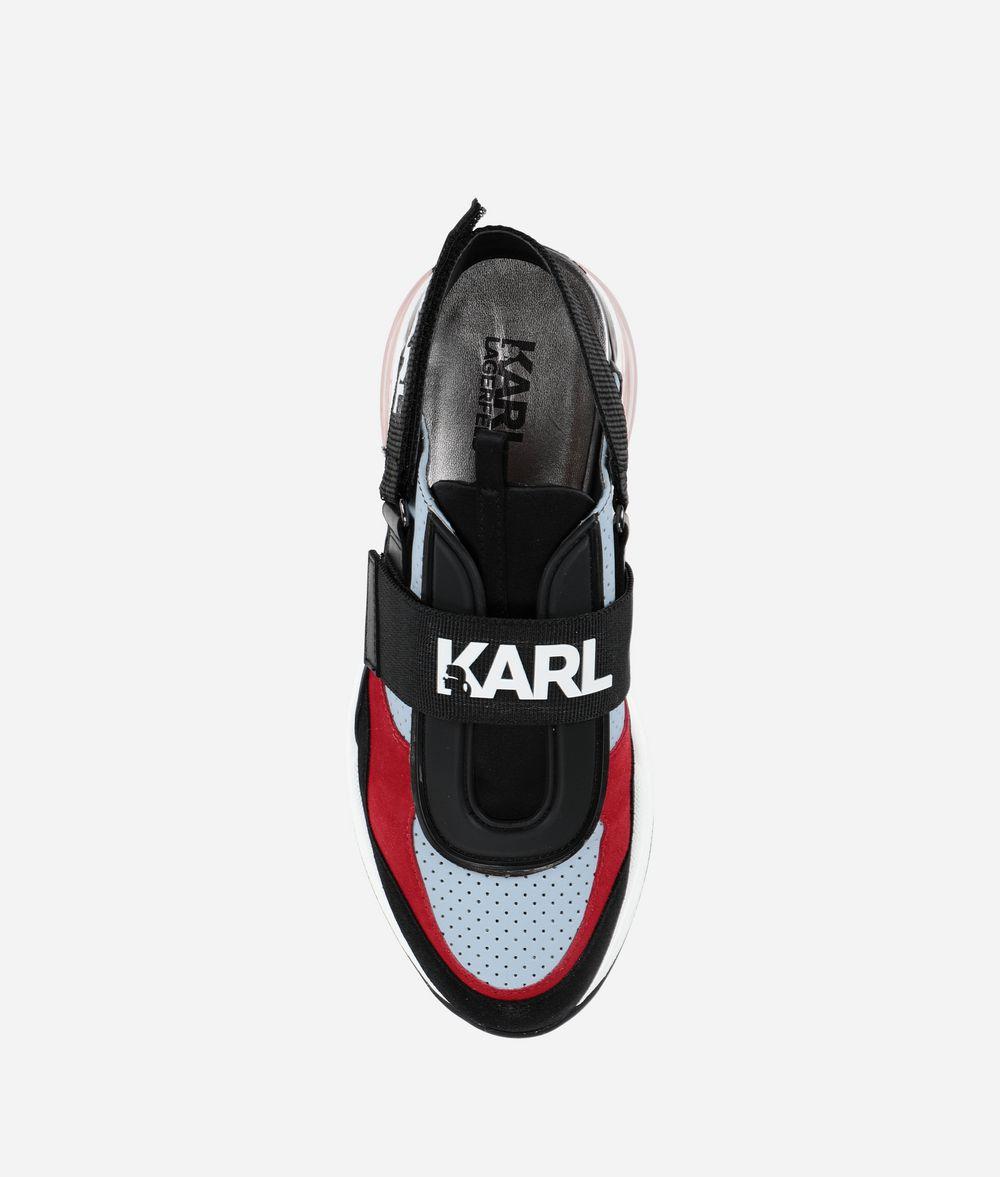 KARL LAGERFELD Ventura Shuttle Slingback Sandal Sandal Woman d