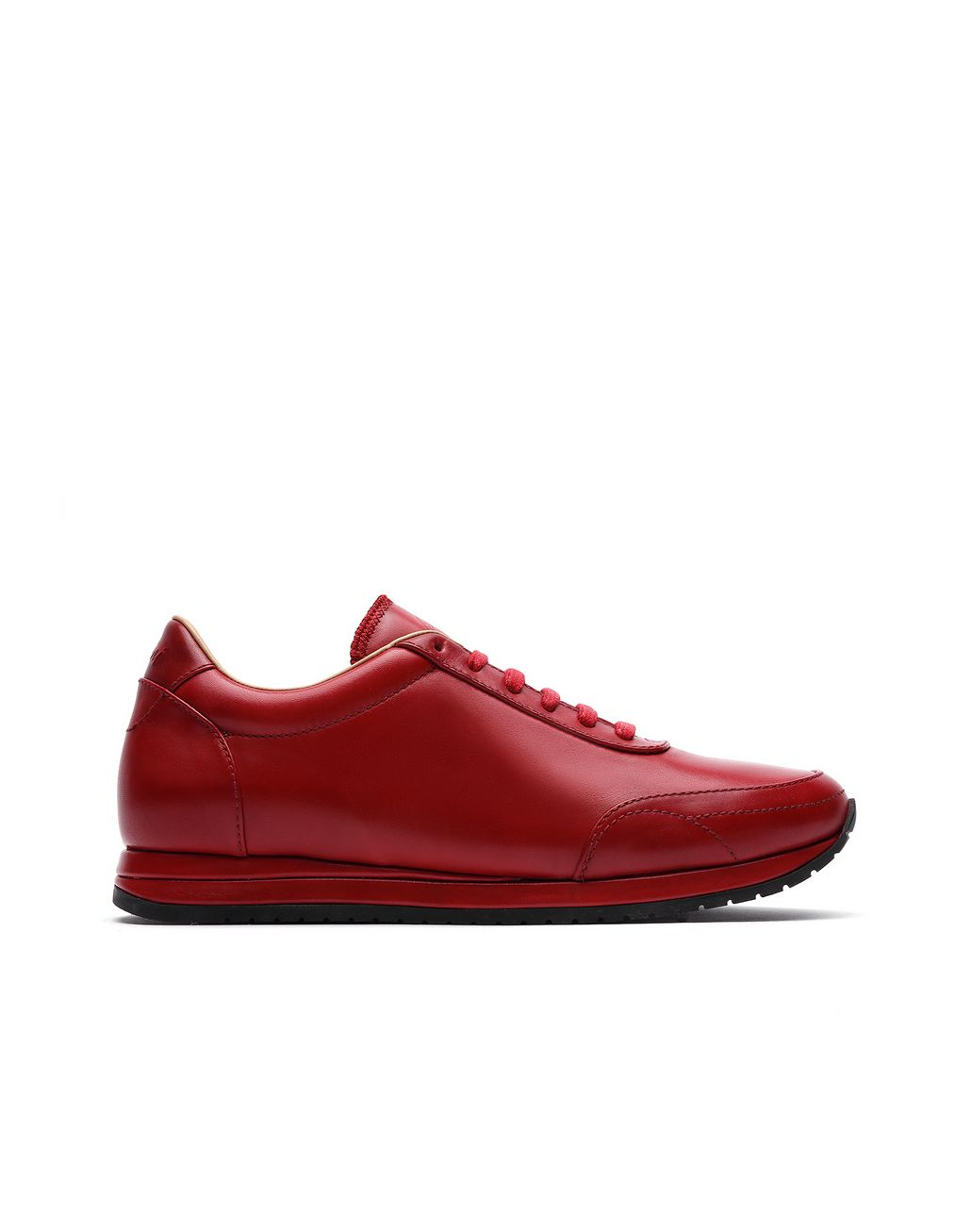BRIONI Red Runner Sneakers Sneakers [*** pickupInStoreShippingNotGuaranteed_info ***] f