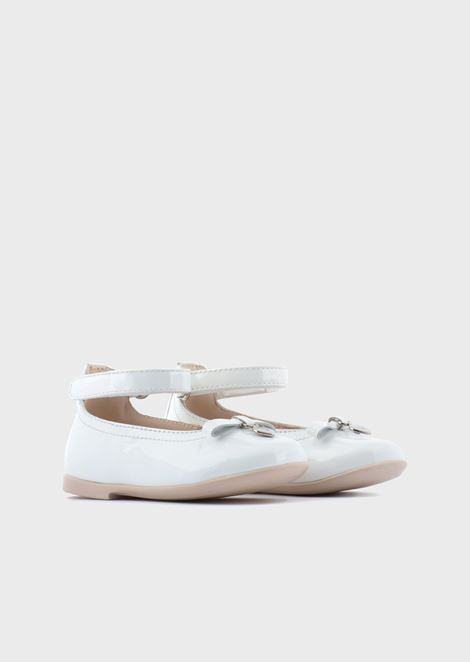 EMPORIO ARMANI Ballet Flats Woman d