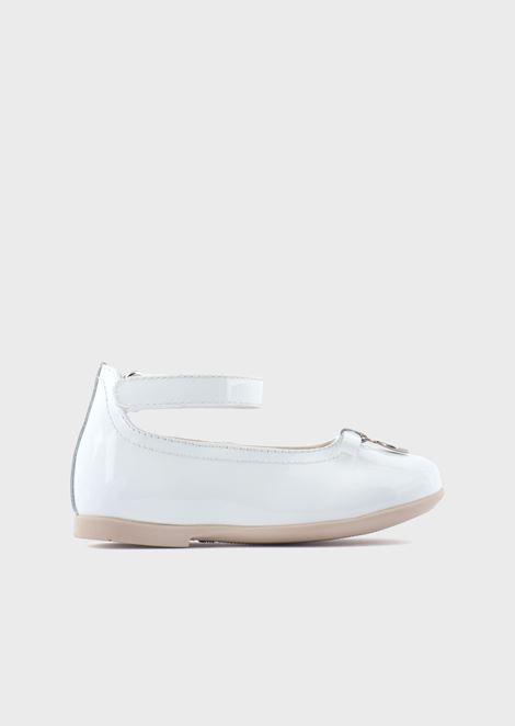 EMPORIO ARMANI Ballet Flats Woman f