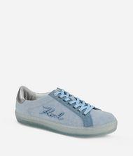 KARL LAGERFELD Kupsole Signia Denim-Sneakers 9_f