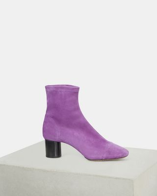 ISABEL MARANT BOOTS Woman DATSY boots d