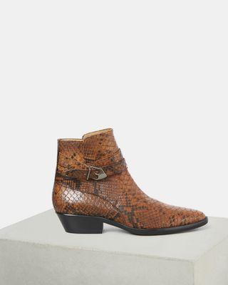 ISABEL MARANT BOOTS Man DONEEH boots d