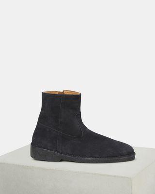 ISABEL MARANT BOTTES Homme Boots CLAINE d