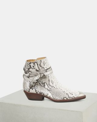 ISABEL MARANT BOOTS Woman DONEE boots d