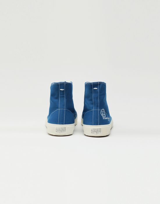 MAISON MARGIELA Tabi high top canvas sneakers Sneakers Tabi [*** pickupInStoreShipping_info ***] d