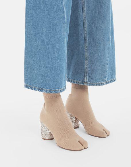 MAISON MARGIELA Tabi knit sock boots Tabi boots Woman b