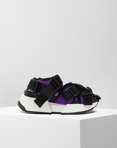 MM6 MAISON MARGIELA Safety Strap platform runners Sandals [*** pickupInStoreShipping_info ***] f