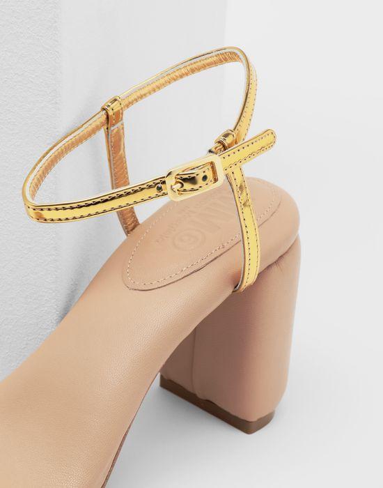 MM6 MAISON MARGIELA Sandales avec bride à la cheville Sandals [*** pickupInStoreShipping_info ***] a