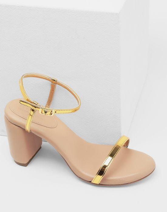 MM6 MAISON MARGIELA Sandales avec bride à la cheville Sandals [*** pickupInStoreShipping_info ***] e