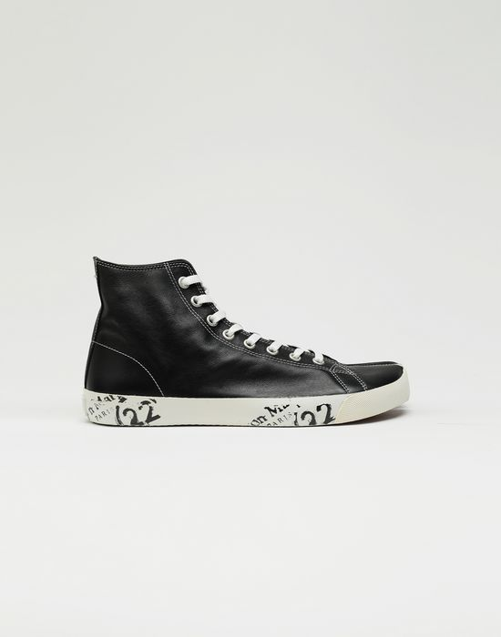 MAISON MARGIELA Tabi high top leather sneakers Sneakers [*** pickupInStoreShippingNotGuaranteed_info ***] f