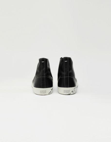MAISON MARGIELA Tabi high top leather sneakers Sneakers Tabi Man d