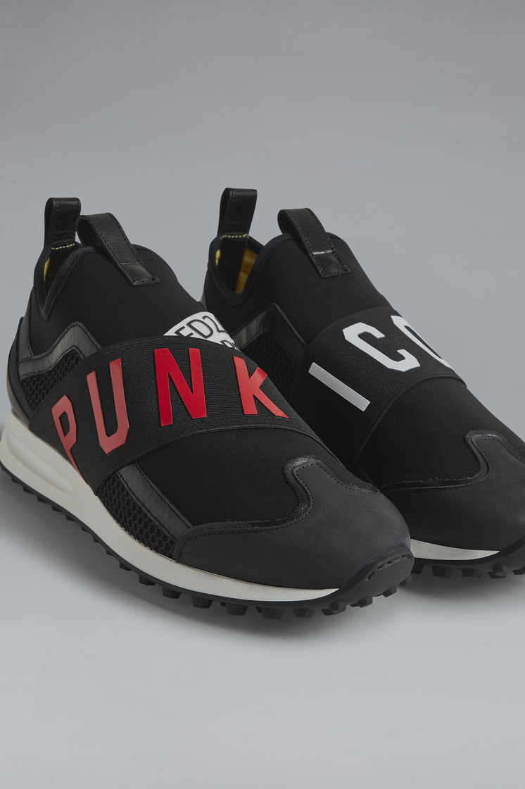 DSQUARED2 Punk Icon Sneakers Sneaker Man