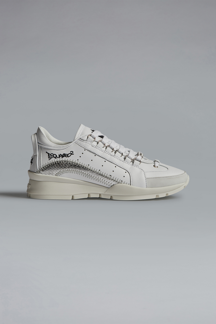 DSQUARED2 551 Sneakers Кеды Для Женщин