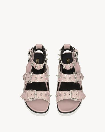 REDValentino RQ0S0C20MEN GS7 High-heeled sandal Woman d