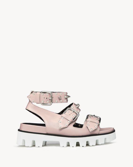 artisanat de qualité énorme inventaire spécial chaussure SANDALES ROMANTIC PUNK - Sandale Femme | REDValentino Boutique en ...
