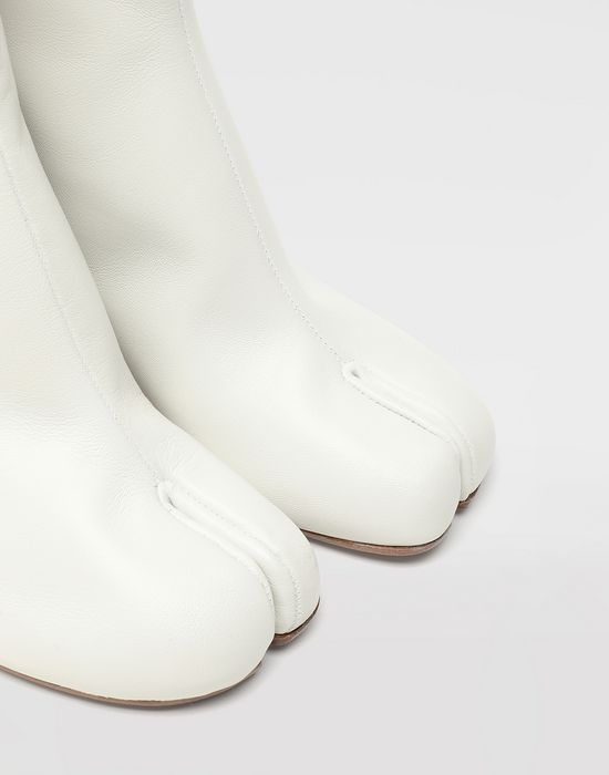 MAISON MARGIELA Tabi hologram ankle boots Tabi boots [*** pickupInStoreShipping_info ***] a